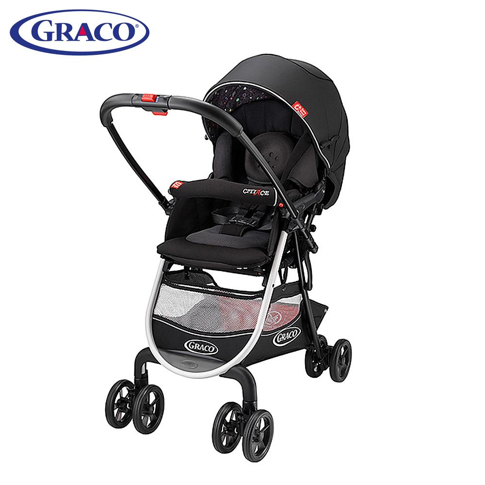 限時下殺!【Graco】CITIACE CTS 購物型雙向嬰幼兒手推車 城市商旅(小花朵)