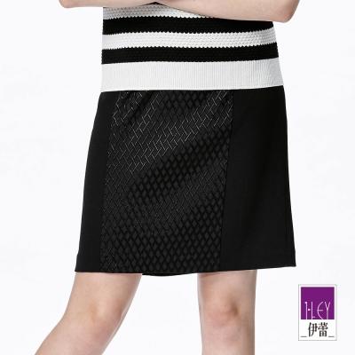 ILEY伊蕾-氣質OL修身短裙