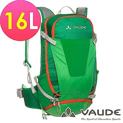 【ATUNAS 歐都納】德國VAUDE-Moab16L透氣登山背包VA-11937綠15