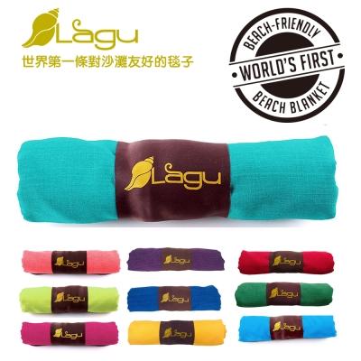 【澳洲Lagu】沙灘友好 快乾防沙毯   (共10色)