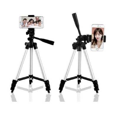 Usbelieve輕便型手機相機兩用雲台三腳架/自拍架