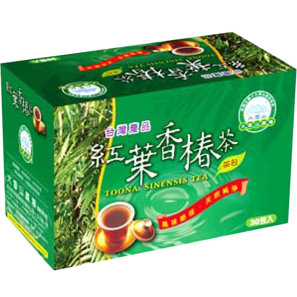 大雪山農場 香椿茶(30小包X4盒)