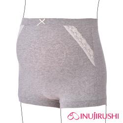 日本犬印 法式蕾絲包腹四角褲 M~L/L~LL 共2色