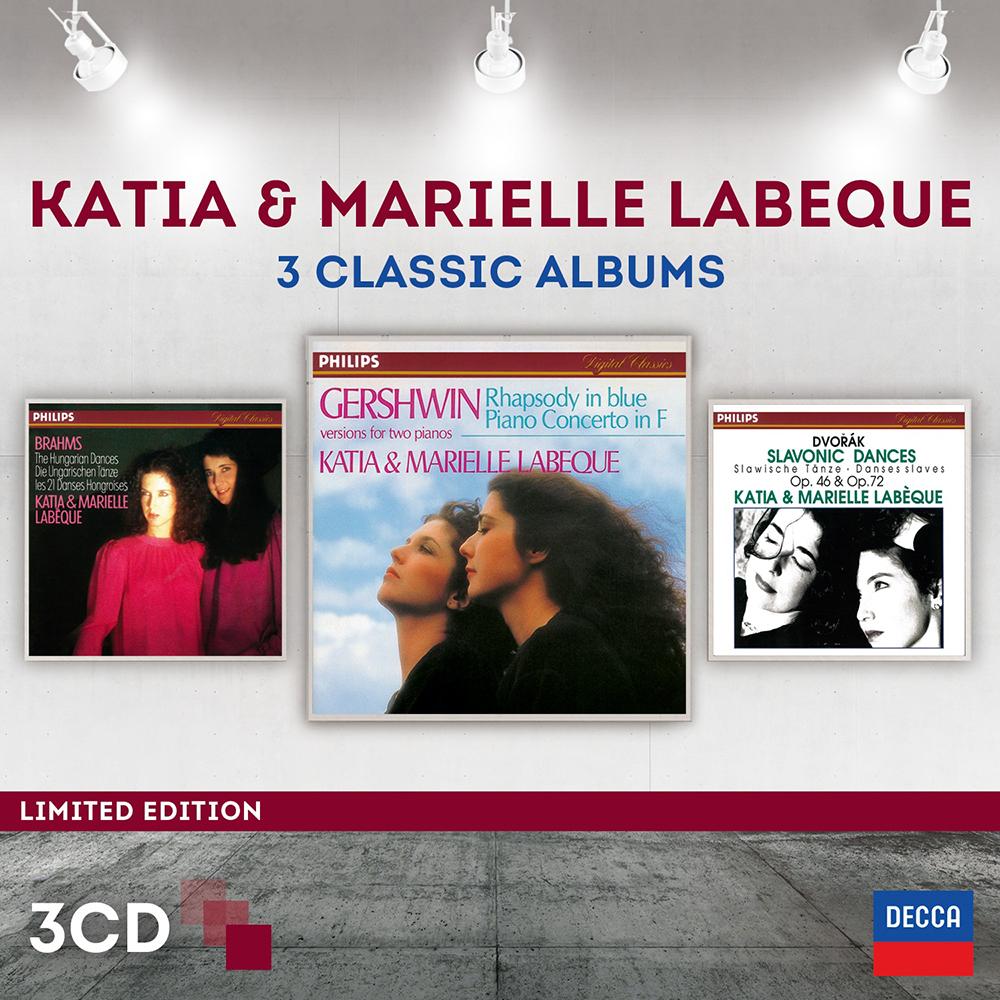 拉貝克姊妹/經典3名盤(3CD)