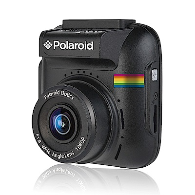 Polaroid 寶麗萊 S231GS GPS測速預警行車紀錄器-內含16G記憶卡