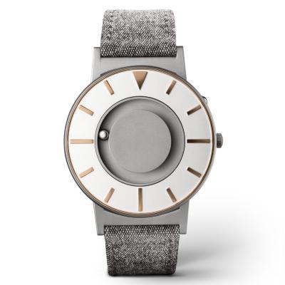 EONE 美國設計品牌 Bradley 觸感腕錶-時尚金-40mm