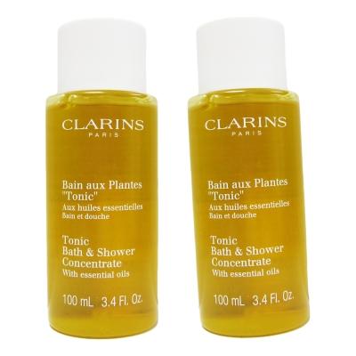 CLARINS 克蘭詩 芳香調和沐浴精(100ml*<b>2</b>入)