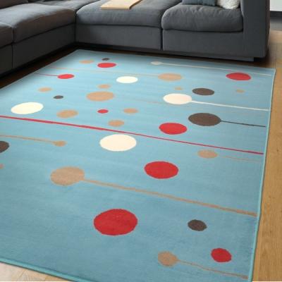 Ambience 比利時Luna 現代地毯--晶點(160x225cm)
