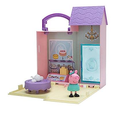 Peppa Pig 粉紅豬小妹 - 可愛商店情境組(麵包店)