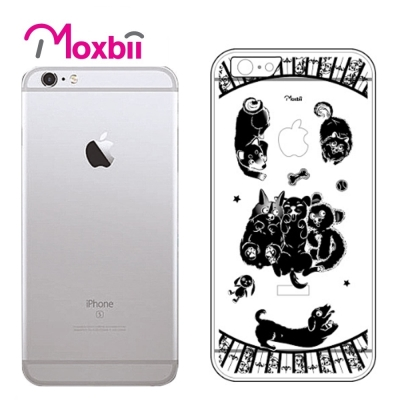 Moxbii iPhone 6Plus/6S Plus simpOcase光雕殼...