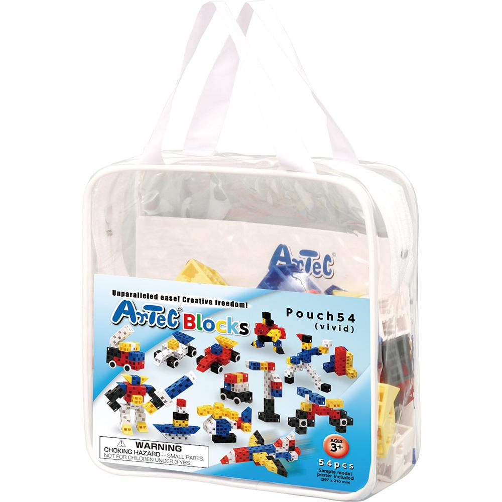 Artec日本彩色積木 - 積木隨身玩樂包