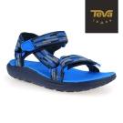 TEVA 美國 中童Terra-Float 休閒涼鞋 (尖峰藍)