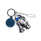 SHO-BI 星際大戰矽膠吊飾附鏡(R2-D2)