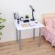 頂堅 方形書桌/餐桌/工作桌/電腦桌/會議桌(PVC防潮材質)-二色