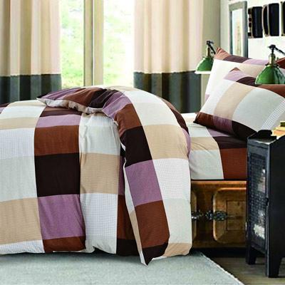Goelia 簡約風格 雙人 超細纖 床包三件組