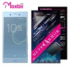 Moxbii Sony Xperia XZs 抗衝擊 9H 太空盾 螢幕保護貼(非滿版)