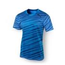 PUMA 男性訓練系列印花短袖T恤-法國藍