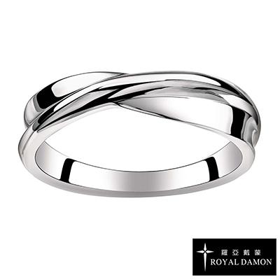 Royal Damon羅亞戴蒙 戒指 愛火纏綿(小)