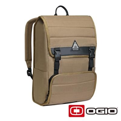 OGIO RUCK 17 吋 方陣電腦後背包-卡其