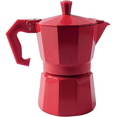 EXCELSA Chicco義式摩卡壺(紅3杯)