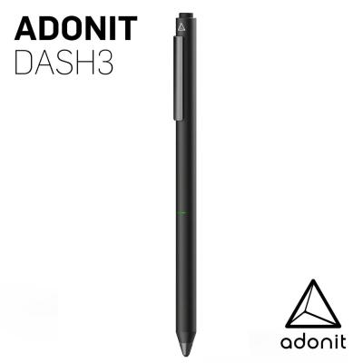 Adonit Dash3 極細速寫筆第三代(黑色)