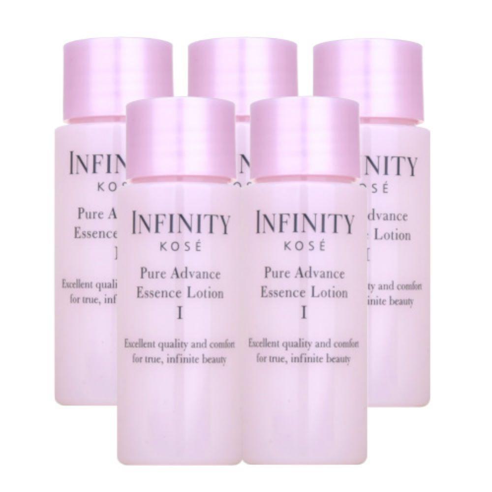 KOSE 高絲 INFINITY無限肌緻 淨潤露(30ML X 5)(化妝水)