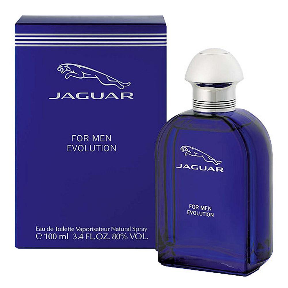 Jaguar Evolution for Men 藍色經典男性淡香水 100ml