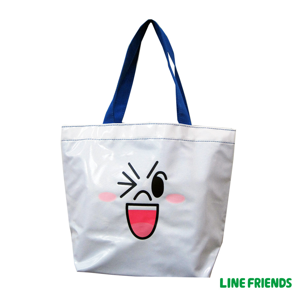 LINE FRIENDS  造型萬用袋 饅頭人LI5364