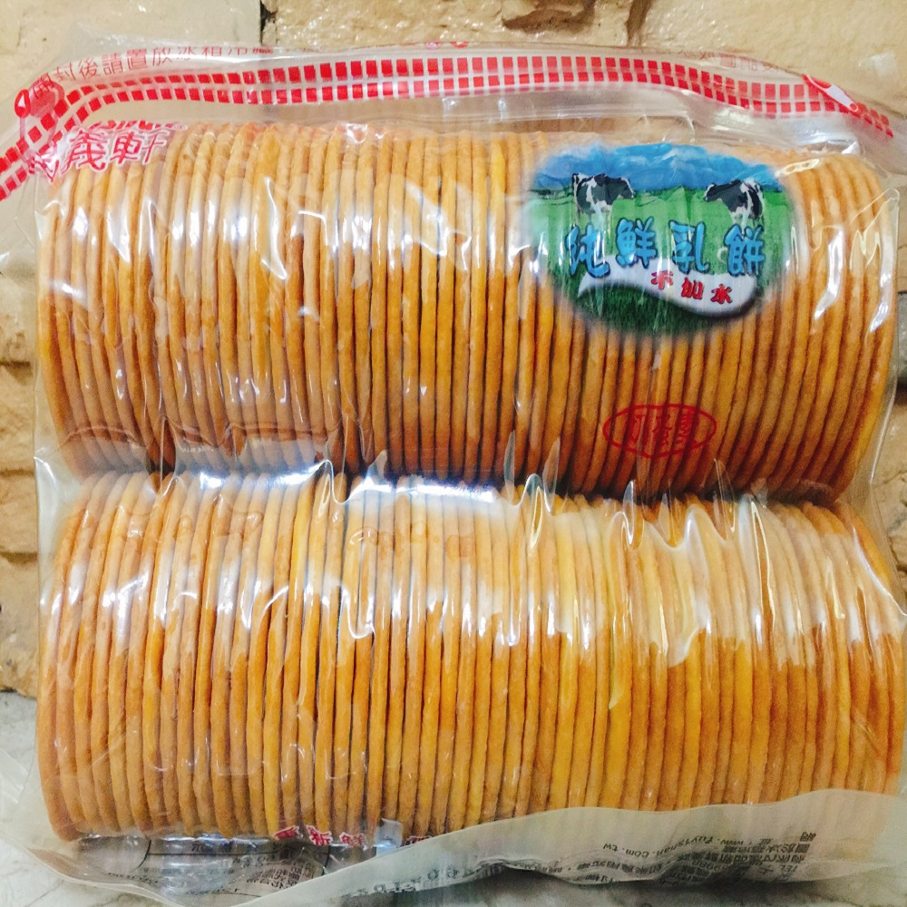 福義軒大圓純鮮乳餅 (500g)5包團購組