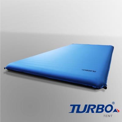 【Turbo Tent】 Mat 125自動充氣泡綿睡墊 加大超厚10cm款