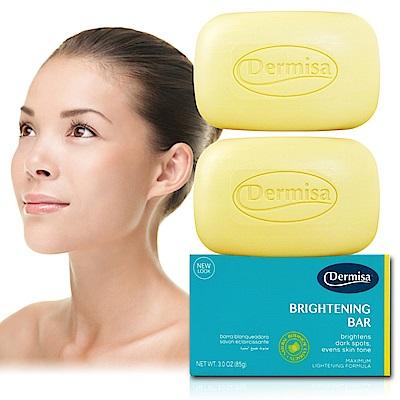 Dermisa日本熱銷淡斑嫩白皂2入組