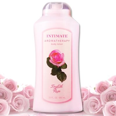 美國Intimate茵她美英倫玫瑰保濕潤膚乳液590ml