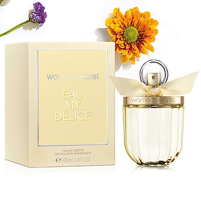 WOMEN SECRET EAU MY DELICE 繽紛樂活女性淡香水100ml