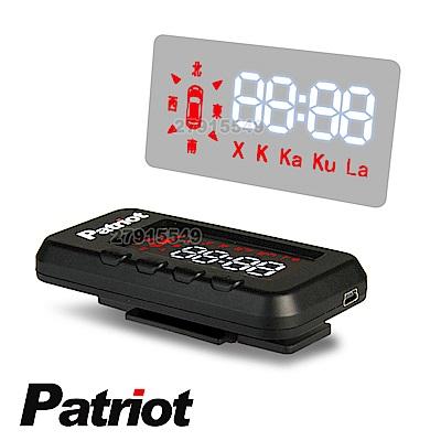 愛國者 T5 抬頭顯示型 GPS 固定式測速警示器