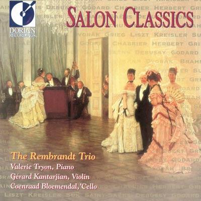 林布蘭三重奏 - 世紀沙龍  CD