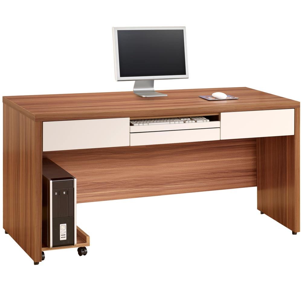 Homelike 艾琳5尺電腦書桌