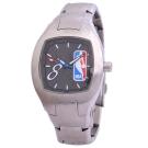 NBA 美國職籃 幸運數字8號腕錶-鐵灰/36mm