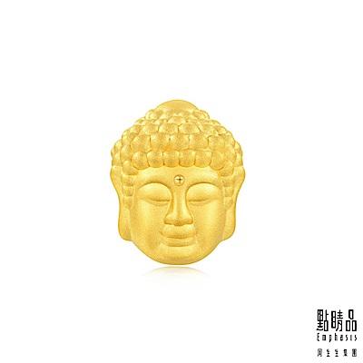 點睛品 Charme 文化祝福 釋迦牟尼·佛陀 黃金串珠