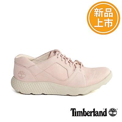 Timberland 女款粉紅色FlyRoam休閒鞋