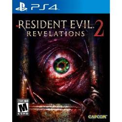 惡靈古堡:啟示 2 Resident Evil Revelation2-PS4中英日文美版