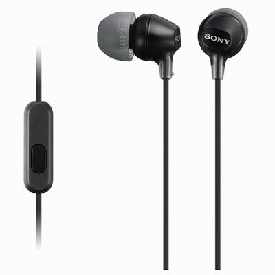 SONY智慧型手機專用耳麥MDR-EX15AP