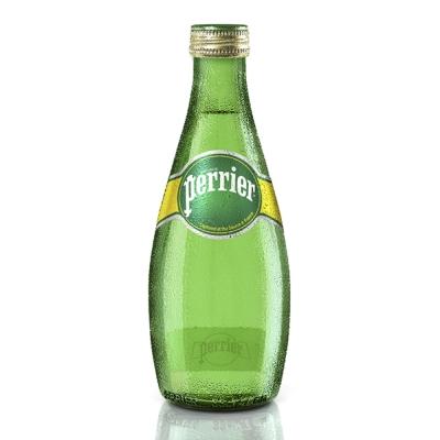法國Perrier沛綠雅 氣泡天然礦泉水(330mlx24入)