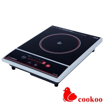 COOKOO-不挑鍋黑晶電陶爐(CO-12EC)