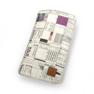 Paralife 100%香港原創製造 報紙手機套