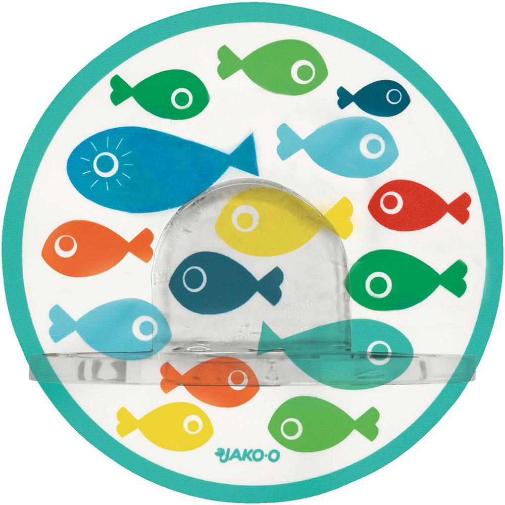 JAKO-O德國野酷 海底世界魚兒壁貼杯掛架