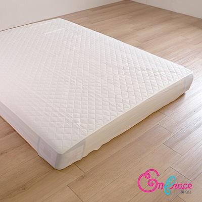 Embrace英柏絲 雙人加大6尺 床包式防水保潔墊 全罩式