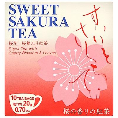 Hishidaipacs 和風紅茶-櫻花風味(20g)
