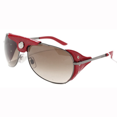 Ferrari法拉利太陽眼鏡-槍色-金色-FR67