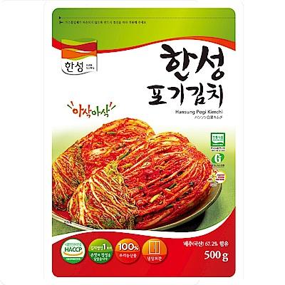 韓味不二 (漢盛)韓國整顆泡菜500g