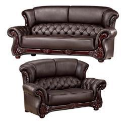 【TAISH】豪華法式2+3獨立筒沙發組